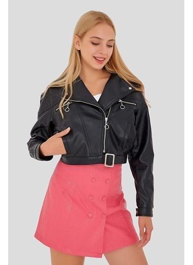 Modaset Ceket Siyah